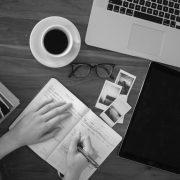scrivere e condividere